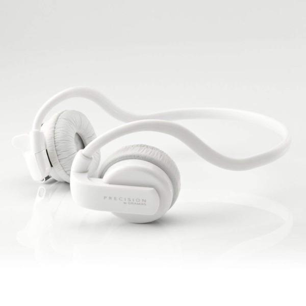 PRECISION by GRAMAS Headphone for iPod Shuffle 2012 ホワイト