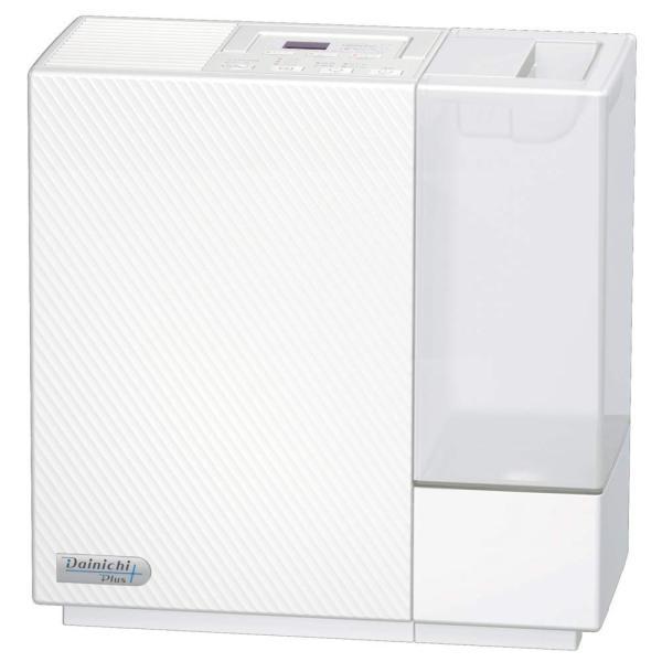 ダイニチ ハイブリッド式加湿器(木造和室5畳まで/プレハブ洋室8畳まで) RXシリーズ クリスタルホワイト HD-RX317-W