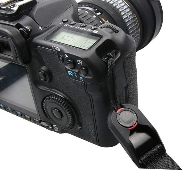 Zhuhaitf 取り外し可能な クイックリリース 長いです ネックストラップ ひも ために デジタル SLR/DSLR カメラ