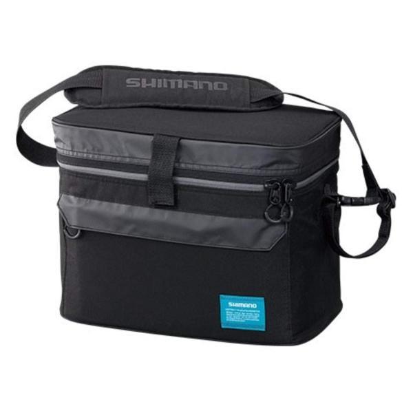 シマノ(SHIMANO) タックルクッションバッグ 釣り ブラック 28L BA-038Q
