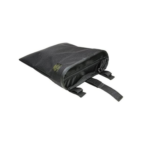 東邦産業 DUMP BAG 2723 BLACK