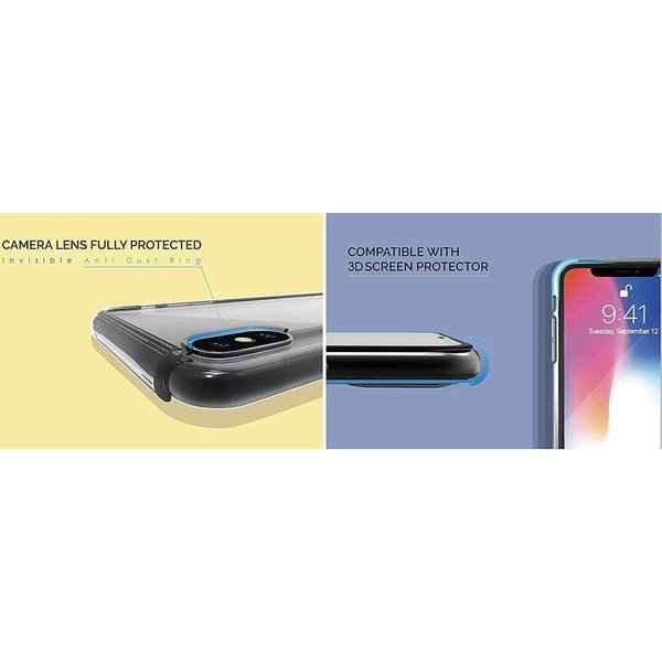 ABSOLUTE・LINKASE AIR/Gorilla Glass for iPhone XS Max (クリア)|shop-frontier|02