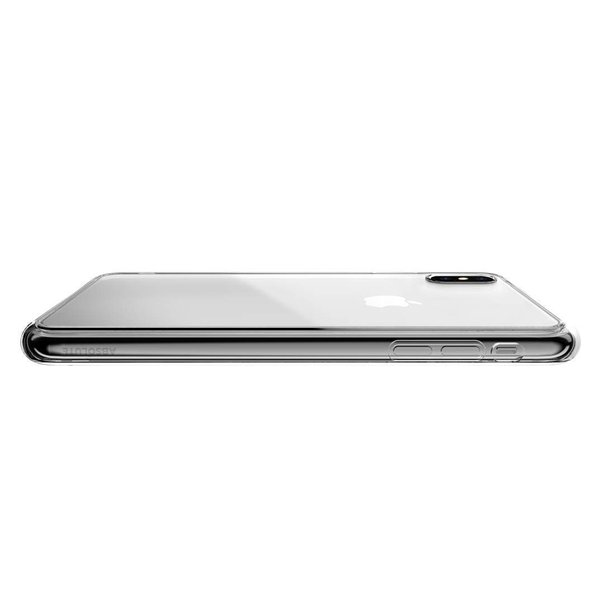 ABSOLUTE・LINKASE AIR/Gorilla Glass for iPhone XS Max (クリア)|shop-frontier|04