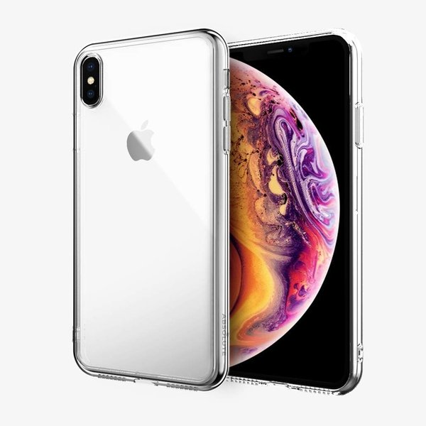 ABSOLUTE・LINKASE AIR/Gorilla Glass for iPhone XS Max (クリア)|shop-frontier|06