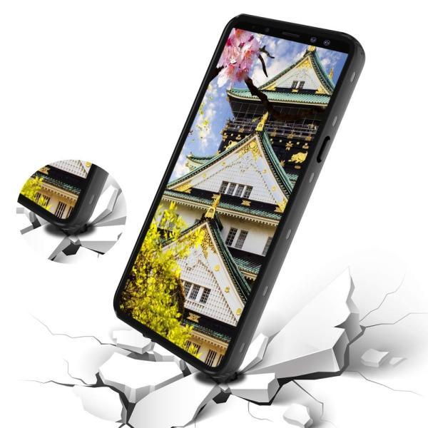 ギャラクシー Note9防水ケース Galaxy Note9カバー IP68規格 超強防水力 無線充電サポート 指紋認証対応 耐衝撃 防塵|shop-frontier|07
