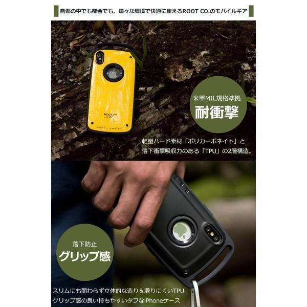 ROOT CO.iPhone XS Max 耐衝撃 iPhone ケース Gravity Shock Resist Case Pro. (イ|shop-frontier|06
