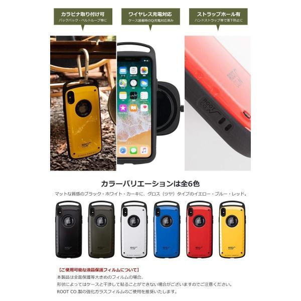 ROOT CO.iPhone XS Max 耐衝撃 iPhone ケース Gravity Shock Resist Case Pro. (イ|shop-frontier|07