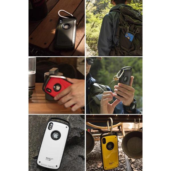 ROOT CO.iPhone XS Max 耐衝撃 iPhone ケース Gravity Shock Resist Case Pro. (イ|shop-frontier|08