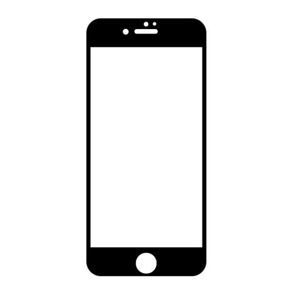 iPhone7 iPhone8 ガラスフィルム iPhoneXS X iPhone5s SE iPhone8 7 6s 6 plus 全画面保護フィルム 強化ガラス 保護ガラス ラウンドエッジ 全面ガラスタイプ|shop-gpp|02