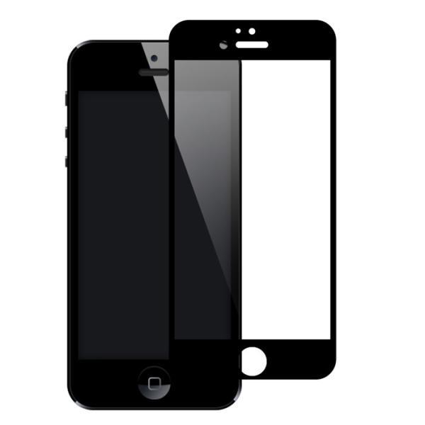iPhone7 iPhone8 ガラスフィルム iPhoneXS X iPhone5s SE iPhone8 7 6s 6 plus 全画面保護フィルム 強化ガラス 保護ガラス ラウンドエッジ 全面ガラスタイプ|shop-gpp|08