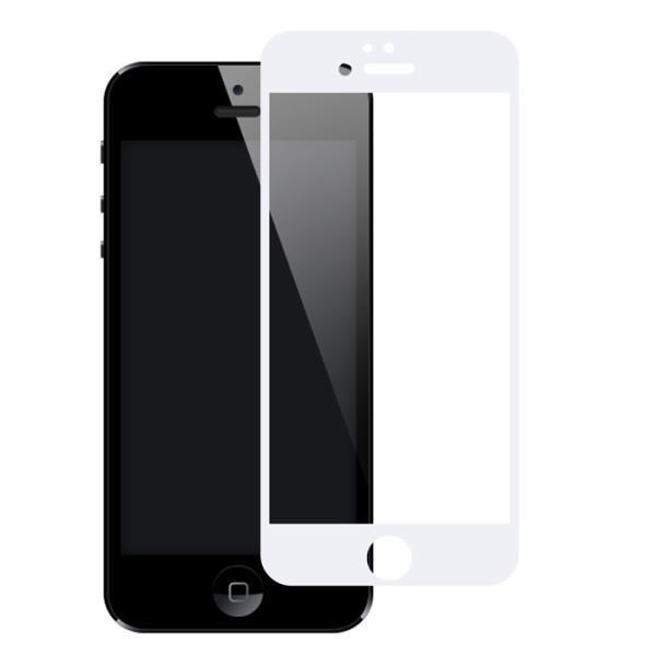 iPhone7 iPhone8 ガラスフィルム iPhoneXS X iPhone5s SE iPhone8 7 6s 6 plus 全画面保護フィルム 強化ガラス 保護ガラス ラウンドエッジ 全面ガラスタイプ|shop-gpp|09