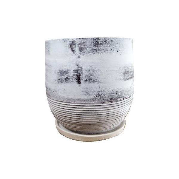植木鉢・おしゃれ・テラコッタ  8号用大型鉢カバー YS1581-300 10号(30cm)