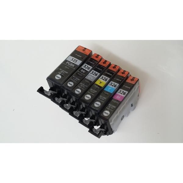 BCI-326+325/6MP 純正 Canon インクカートリッジ 6色マルチパック ●送料無料・1カ月保証付き・純正箱なし・アウトレット|shop-hikari-chan|02