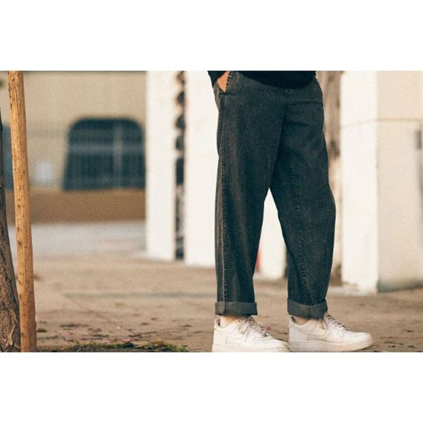 【5%還元】ブリクストン パンツ BRIXTON [ STEADY ELASTIC WAISTBAND PANT ] イージーパンツ [0304]|shop-hood|11
