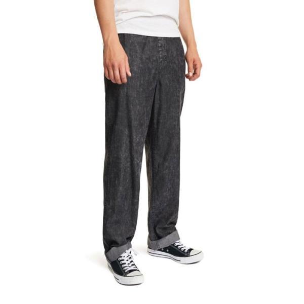 【5%還元】ブリクストン パンツ BRIXTON [ STEADY ELASTIC WAISTBAND PANT ] イージーパンツ [0304]|shop-hood|04