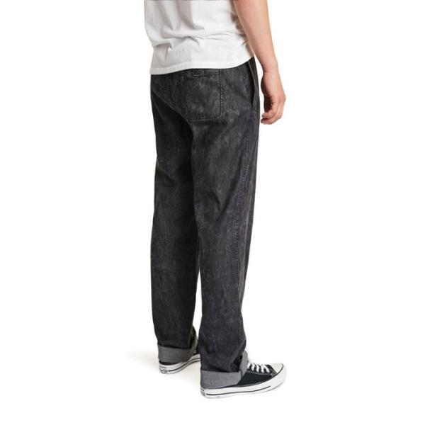 【5%還元】ブリクストン パンツ BRIXTON [ STEADY ELASTIC WAISTBAND PANT ] イージーパンツ [0304]|shop-hood|05
