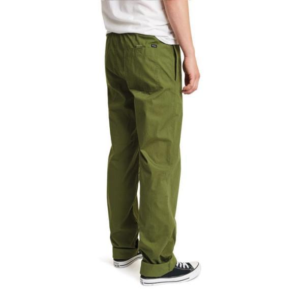 【5%還元】ブリクストン パンツ BRIXTON [ STEADY ELASTIC WAISTBAND PANT ] イージーパンツ [0304]|shop-hood|07