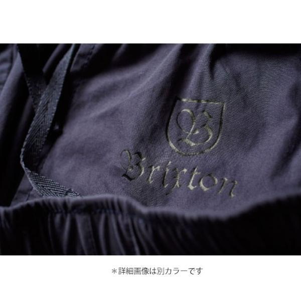 【5%還元】ブリクストン パンツ BRIXTON [ STEADY ELASTIC WAISTBAND PANT ] イージーパンツ [0304]|shop-hood|10
