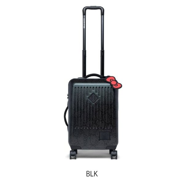 ハーシェル ハローキティ スーツケース コラボ キャリーバッグ Herschel TRADE SMALL (10602) HK Hello Kitty キャリーケース ハーシェルサプライ [0820]|shop-hood|11