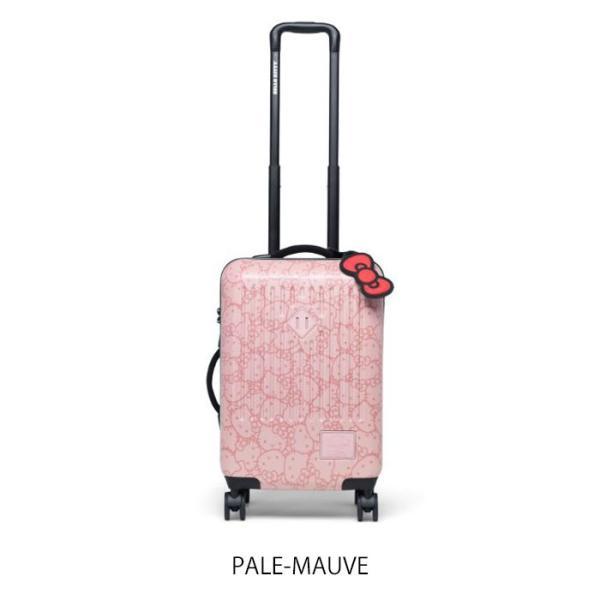 ハーシェル ハローキティ スーツケース コラボ キャリーバッグ Herschel TRADE SMALL (10602) HK Hello Kitty キャリーケース ハーシェルサプライ [0820]|shop-hood|12