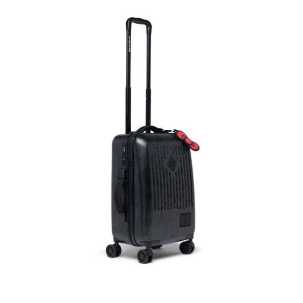 ハーシェル ハローキティ スーツケース コラボ キャリーバッグ Herschel TRADE SMALL (10602) HK Hello Kitty キャリーケース ハーシェルサプライ [0820]|shop-hood|02