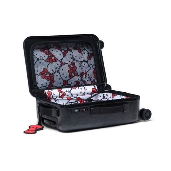 ハーシェル ハローキティ スーツケース コラボ キャリーバッグ Herschel TRADE SMALL (10602) HK Hello Kitty キャリーケース ハーシェルサプライ [0820]|shop-hood|05