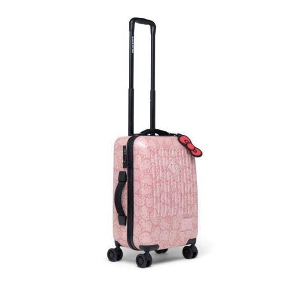 ハーシェル ハローキティ スーツケース コラボ キャリーバッグ Herschel TRADE SMALL (10602) HK Hello Kitty キャリーケース ハーシェルサプライ [0820]|shop-hood|06