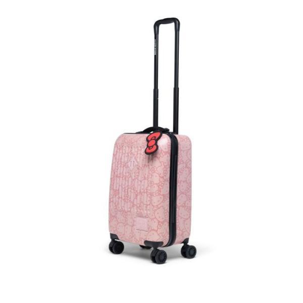 ハーシェル ハローキティ スーツケース コラボ キャリーバッグ Herschel TRADE SMALL (10602) HK Hello Kitty キャリーケース ハーシェルサプライ [0820]|shop-hood|07