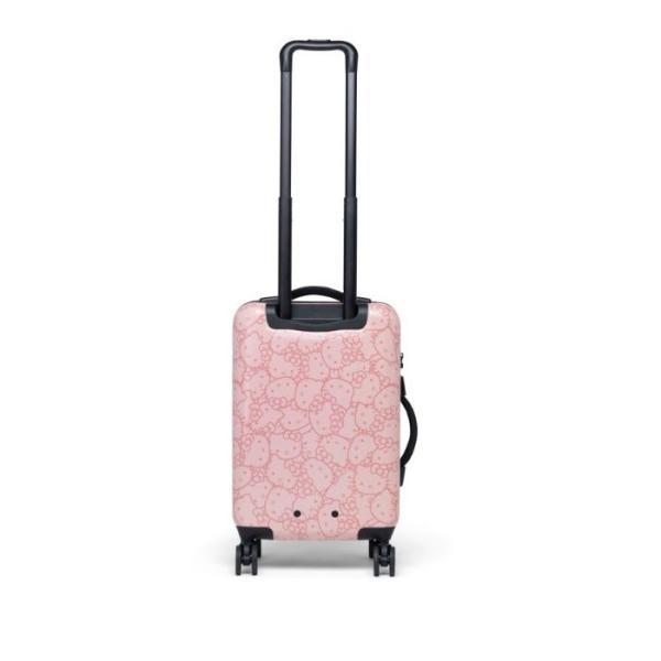 ハーシェル ハローキティ スーツケース コラボ キャリーバッグ Herschel TRADE SMALL (10602) HK Hello Kitty キャリーケース ハーシェルサプライ [0820]|shop-hood|08