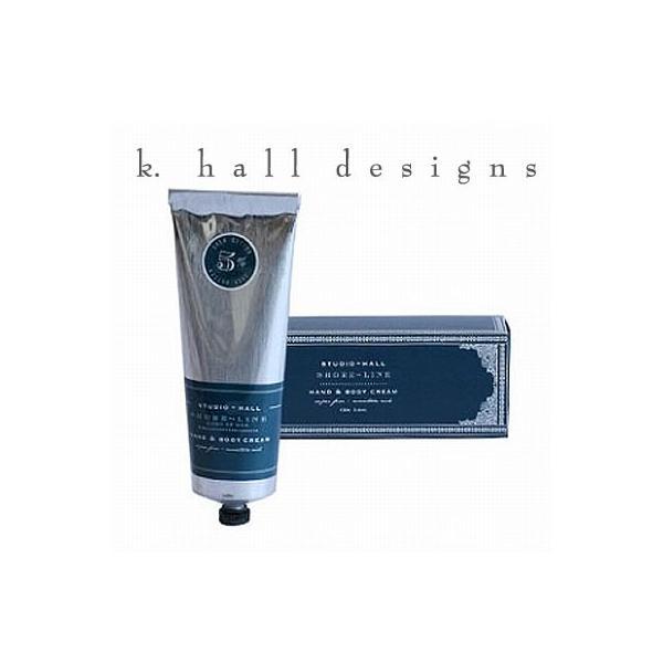 【5%還元】ハンドクリーム K.hall designs ケイホールデザインズ H&Bクリーム ピオニー 100g PEONY 米国製 KHALL K-HALL khall|shop-hood