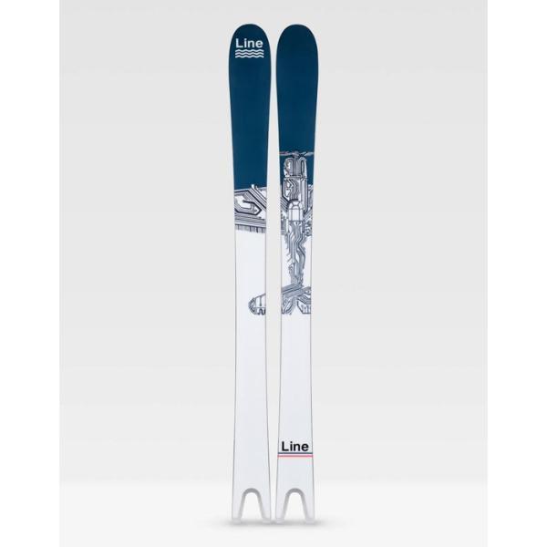 【5%還元】ライン スキー 板 LINE 19-20 [ SAKANA SKI ] サカナ 魚 174cm 181cm ラインスキー [0915]|shop-hood|03