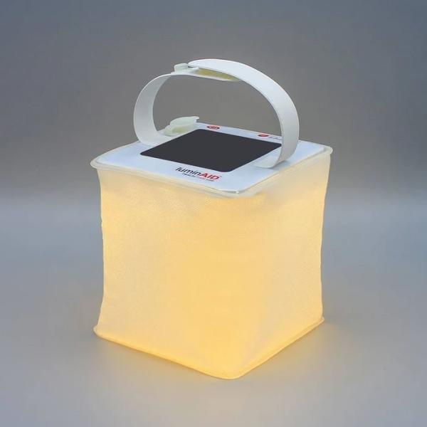 防災 ライト ルミンエイド ソーラーランタン LuminAID PACKLITE FIREFLY ファイアフライ 充電式 折畳 防水 LED ソーラーパネル USB充電|shop-hood|02