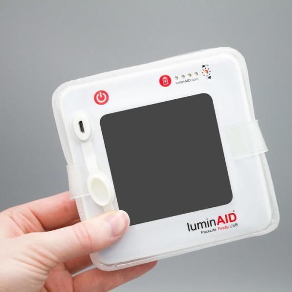 防災 ライト ルミンエイド ソーラーランタン LuminAID PACKLITE FIREFLY ファイアフライ 充電式 折畳 防水 LED ソーラーパネル USB充電|shop-hood|03