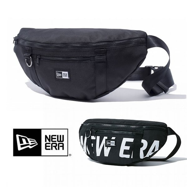 ニューエラ ウエストバッグ ヒップバッグ NEWERA WAIST BAG 1680D 11590427 カバン ボディバッグ バッグ