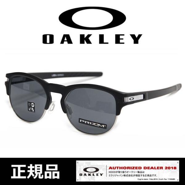 d95d8c3798c オークリー サングラス OAKLEY   9394-0152   LATCH KEY M.BLK P.GREY ...