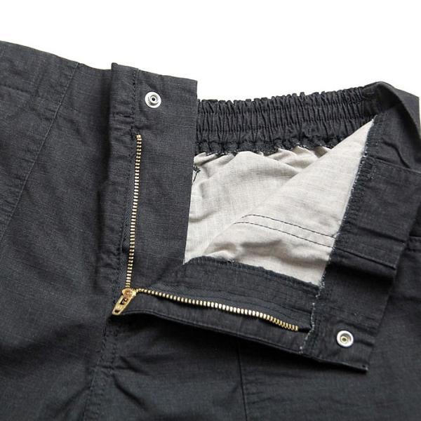 【5%還元】サルベージパブリック ショートパンツ パンツ メンズ SALVAGE PUBLIC CROMWELL RIPSTOP SHORT ハーフパンツ ズボン 0510|shop-hood|05