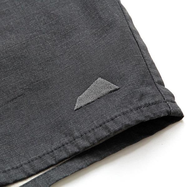 【5%還元】サルベージパブリック ショートパンツ パンツ メンズ SALVAGE PUBLIC CROMWELL RIPSTOP SHORT ハーフパンツ ズボン 0510|shop-hood|06