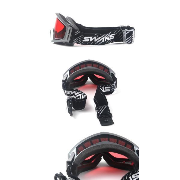 ski [ 偏光レンズ ] スノボ スキー スワンズ SWANS GUEST-PDH ゴーグル ユニセックス ( 眼鏡対応 ) [DSIL] レディース スワンズ スノーゴーグル ダブルレンズ スノーボード メンズ