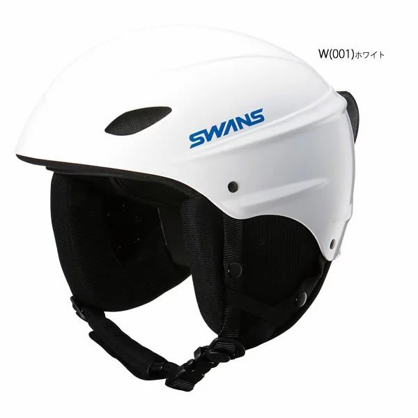スワンズ ヘルメット 当店限定マットブラック M.BLK スキー スノーボード SWANS H-45R プロテクター  helmet|shop-hood|02