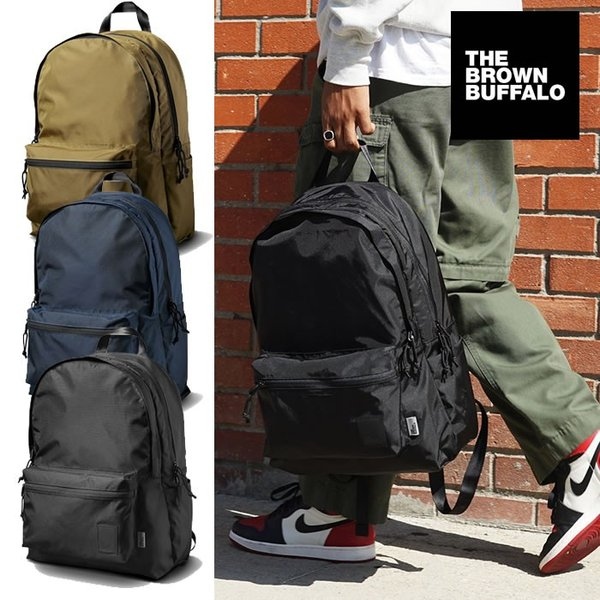 cb4d5f9acce6 ブラウンバッファロー デイパック The Brown Buffalo [ STANDARD ISSUE BACKPACK ] リュック バックパック  カバン バック ...