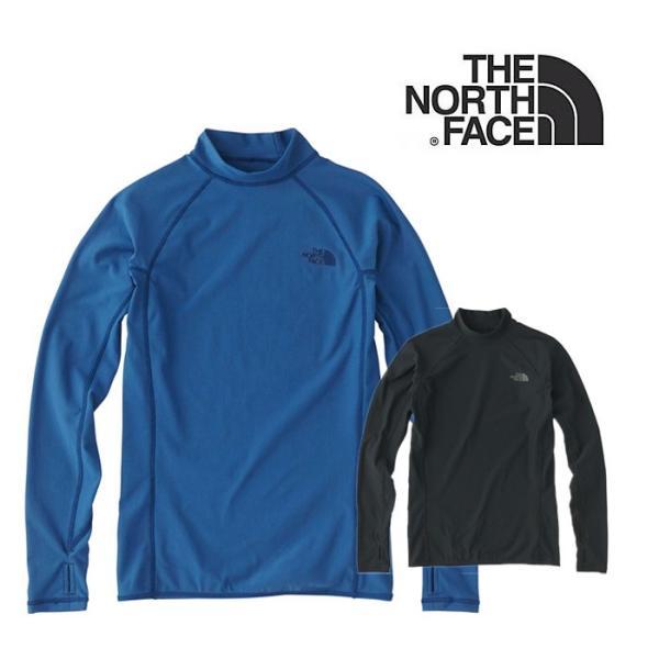 ノースフェイス ラッシュガード 長袖Tシャツ レディース THE NORTH FACE L/S WATERSIDE RASH 長袖 水着 NTW11843 0401 メール便northface shop-hood