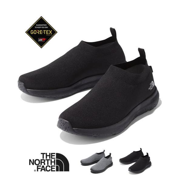ノースフェイス防水シューズ靴THENORTHFACENF51998VELOCITYKNITGTXベロシティニットゴアテックスGO