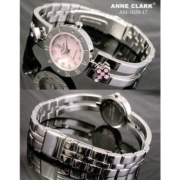 腕時計 レディース腕時計 送料無料 アンクラーク 天然ダイヤ AM-1020-17 クリスマス かわいい 女性らしさ 愛され ビジネス 円 ブランド ブランド ウォッチ