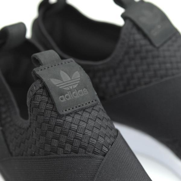 アディダス adidas オリジナルス スーパースタースリッポン レディース メンズ スニーカー 黒 白 ブラック ホワイト Originals SUPERSTAR SLIPON CQ2487|shop-kandj|04