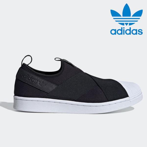 アディダスオリジナルスSSスリッポンスニーカーメンズレディースローカットシューズブラック黒adidasOriginalsSSSL