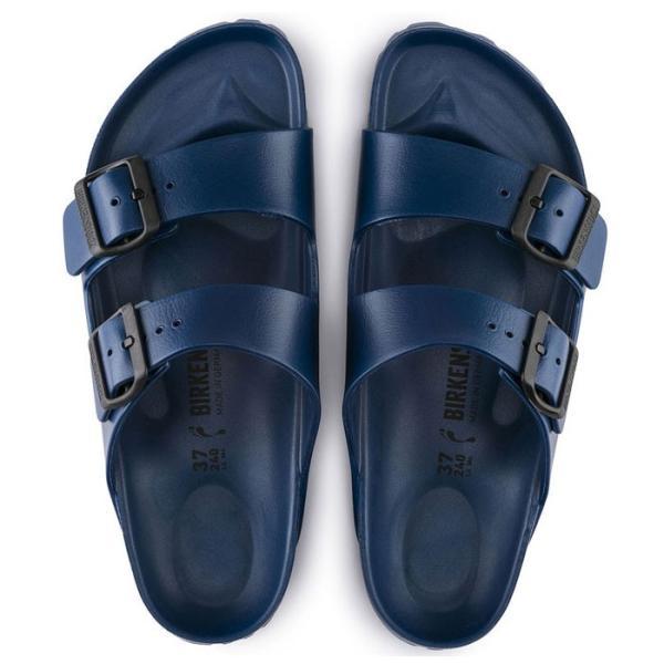ビルケンシュトック Birkenstock アリゾナ EVA レディース メンズ サンダル 紺 ネイビー 軽量 洗える コンフォートサンダル 2本ベルト Birkenstock|shop-kandj|02