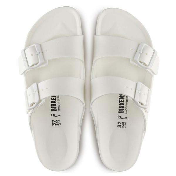 ビルケンシュトック Birkenstock アリゾナ EVA レディース メンズ サンダル 白 ホワイト 軽量 洗える コンフォートサンダル 2本ベルト Birkenstock|shop-kandj|02