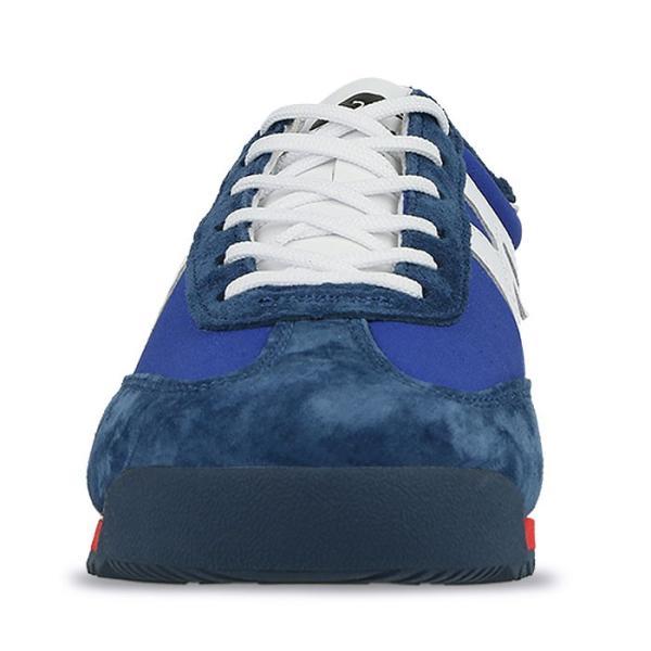 カルフ KARHU チャンピオンエア CHAMPIONAIR KH805002 ブルー ホワイト 青 白 スニーカー ランニングシューズ レディース メンズ 靴 レトロラン shop-kandj 03