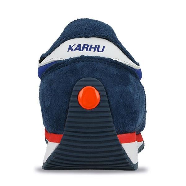 カルフ KARHU チャンピオンエア CHAMPIONAIR KH805002 ブルー ホワイト 青 白 スニーカー ランニングシューズ レディース メンズ 靴 レトロラン shop-kandj 04