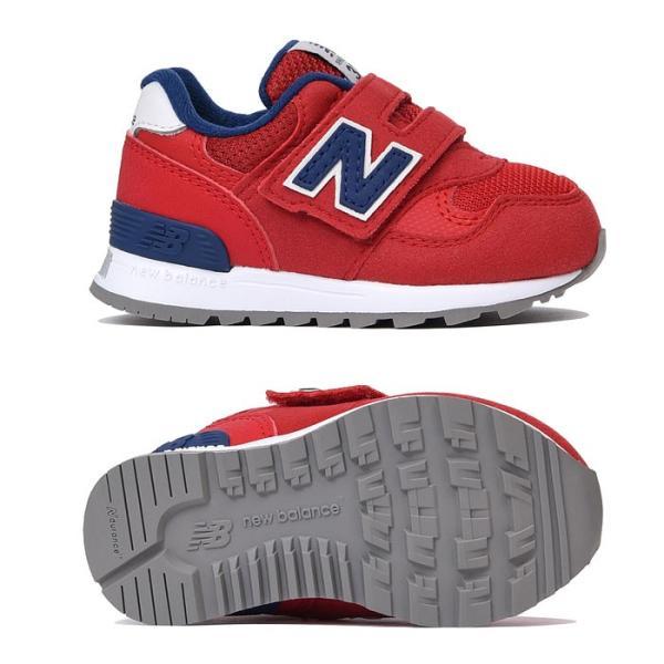 ニューバランス FS313 キッズ 子ども 赤ちゃん スニーカー ブラック ブルー ピンク レッド 子ども靴 ベビーシューズ ファーストシューズ New balance FS313|shop-kandj|04